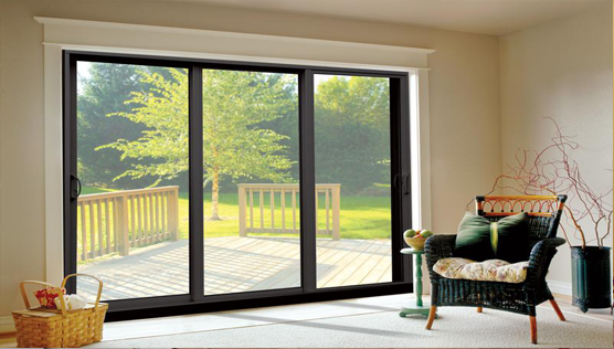 Xo Windows Aluminum Sliding Glass Doors Are Made For Smooth Operation