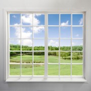 Single pane vs double pane windows